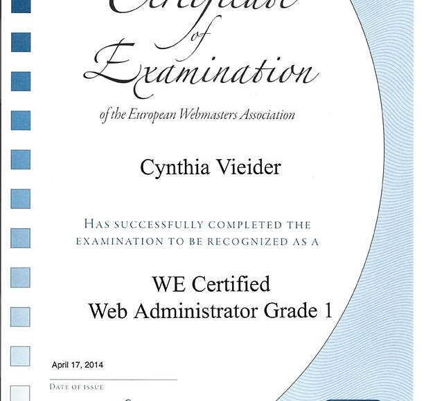 certified-web-administrator