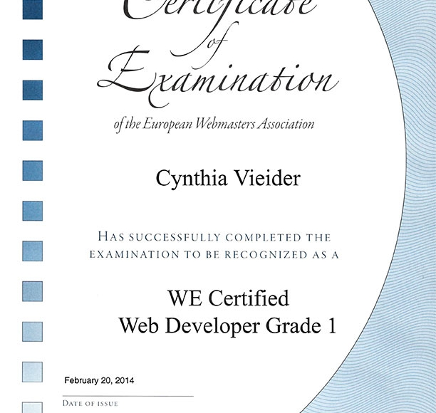 certified-web-developer