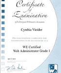 WE Administrator Diplom