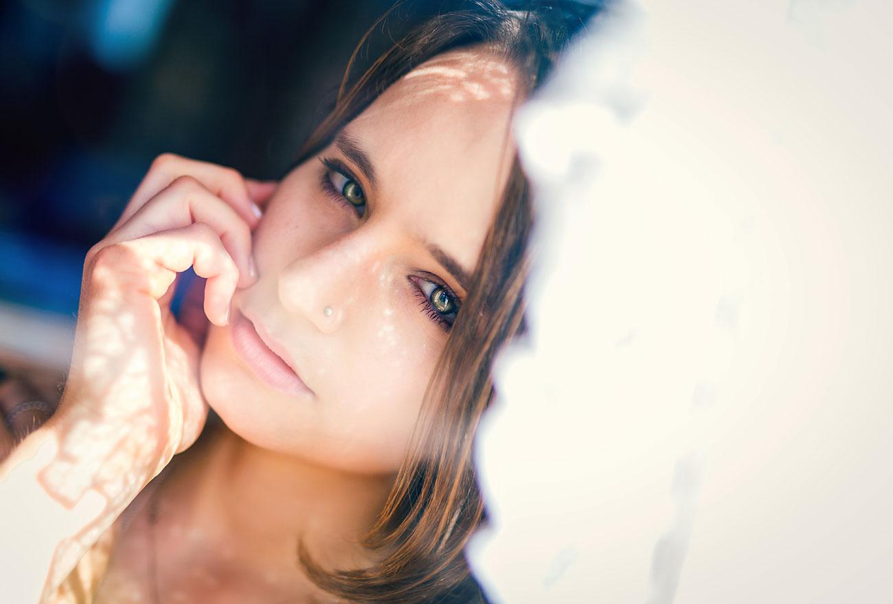 Portrait Fotografie Lana