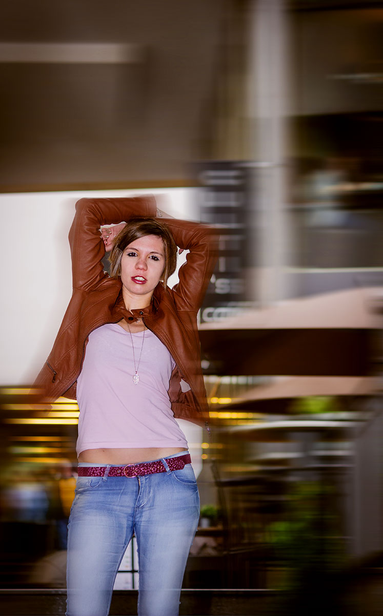 Photoshooting mit Lisa in Meran