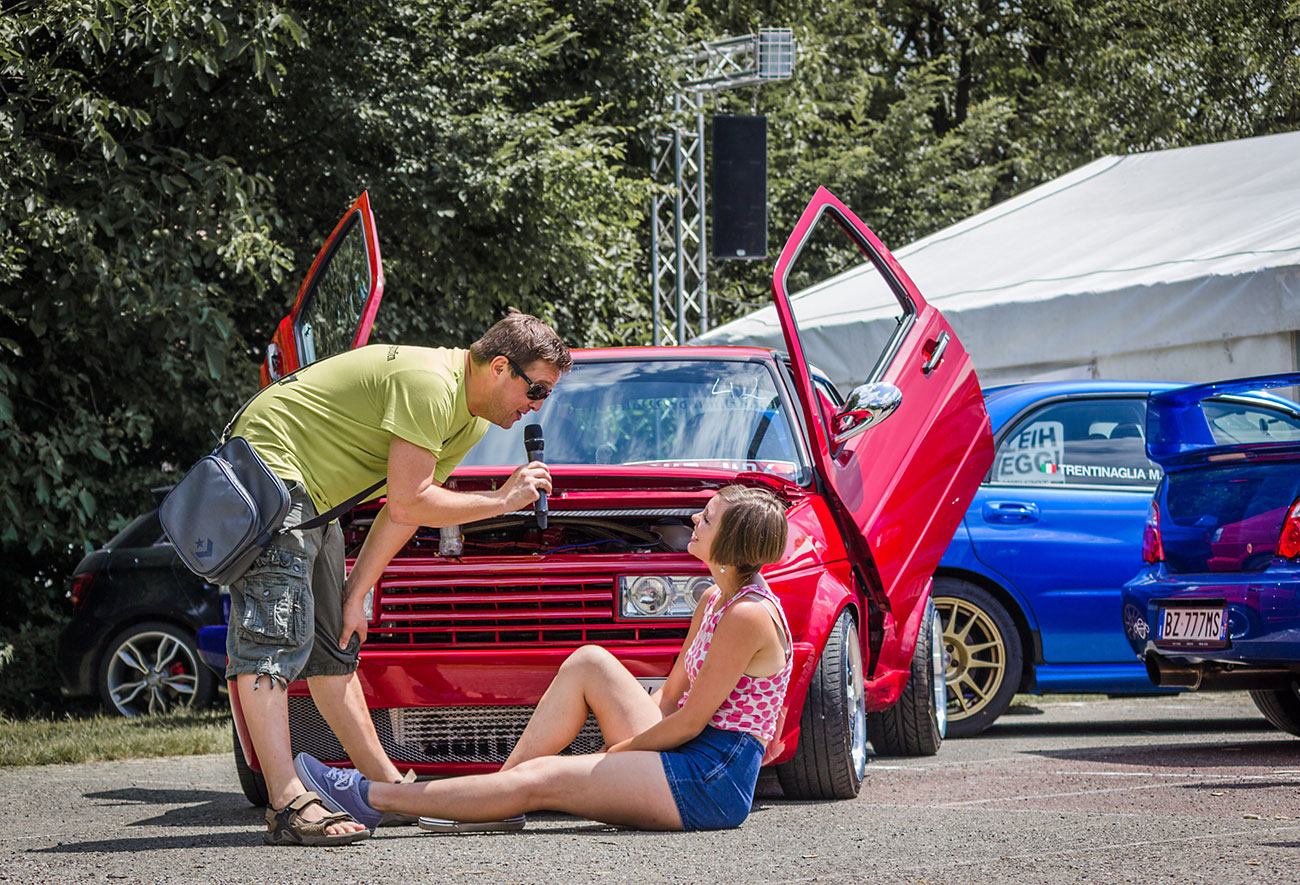 Interview Streetracer Tuning Treffen