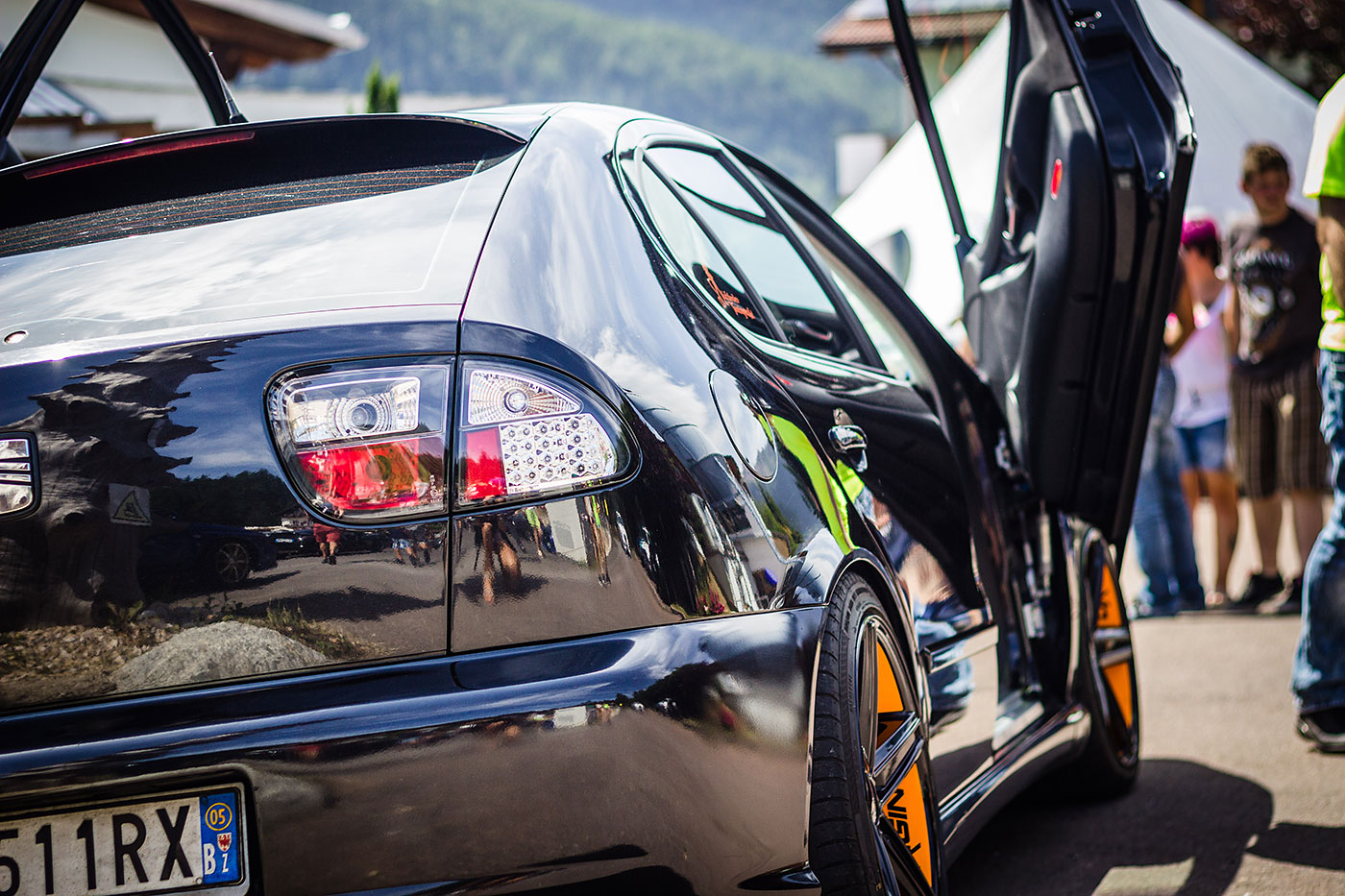 Roadbreakers Tuning Treffen St Felix