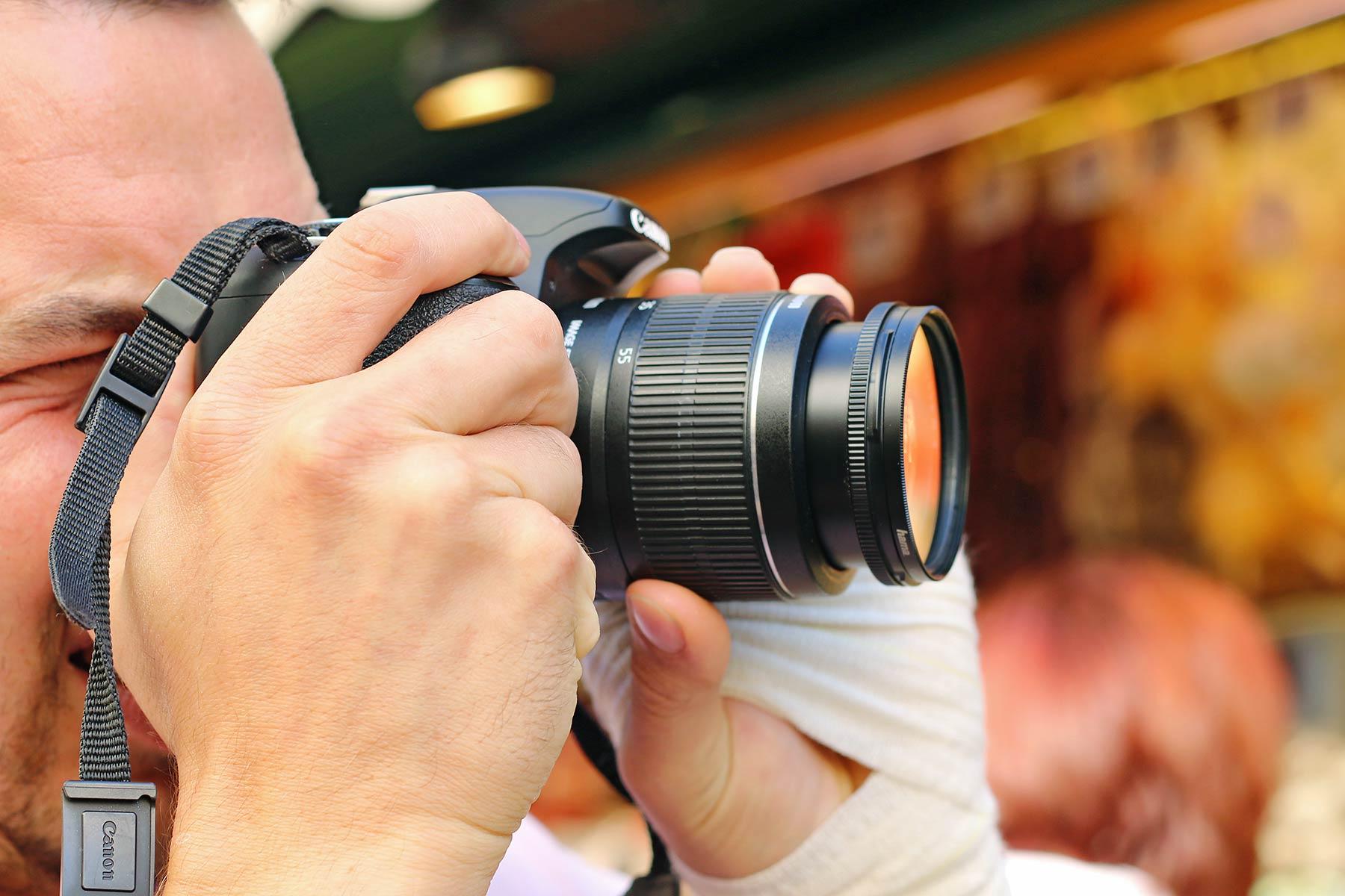 Fotokurs in Bozen