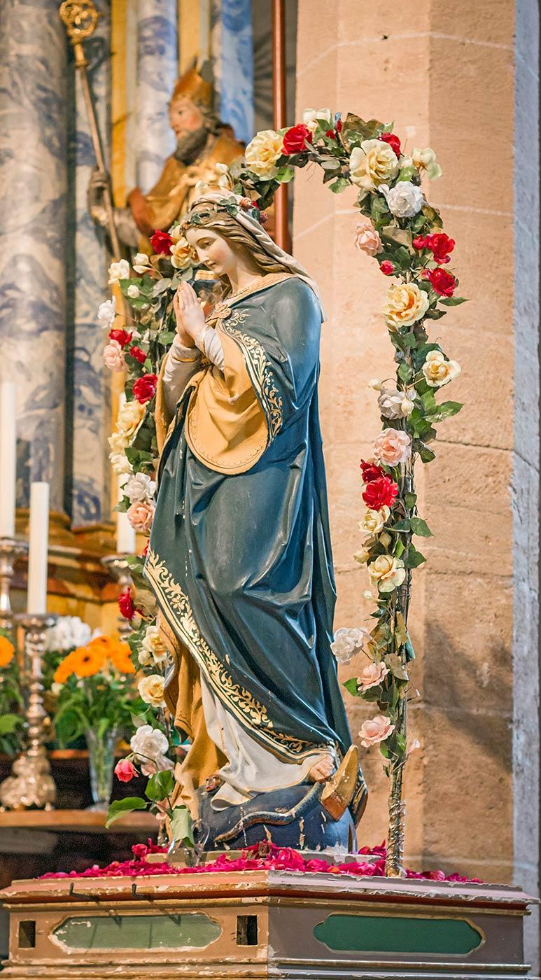 Taufe in St. Felix Südtirol