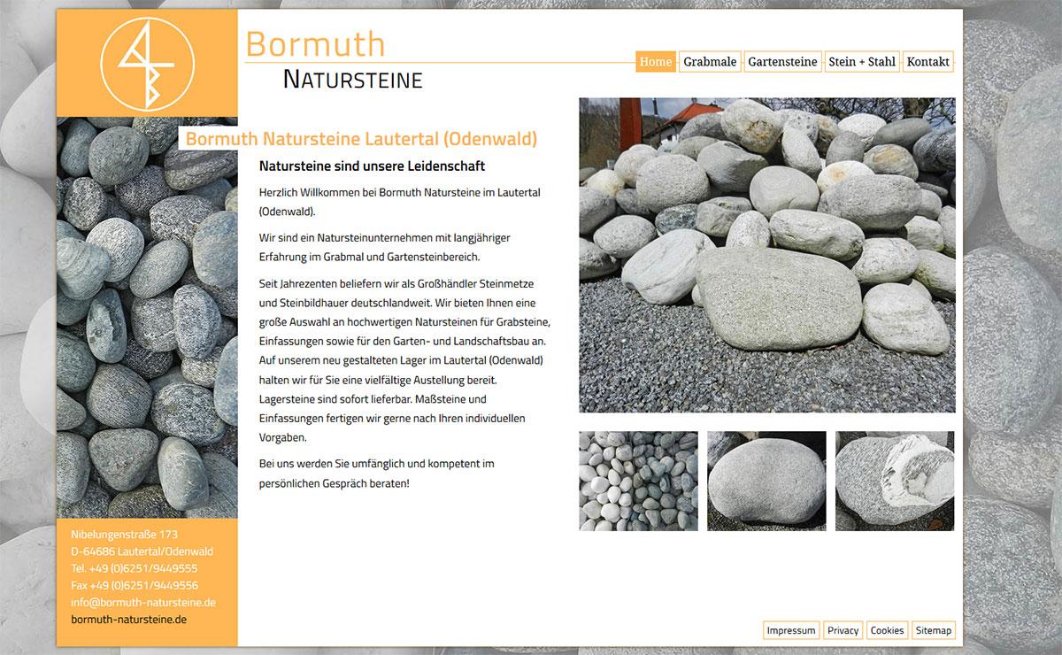 Bormuth Natursteine