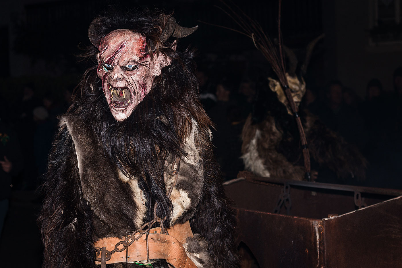 Night of Hell Lana Südtirol