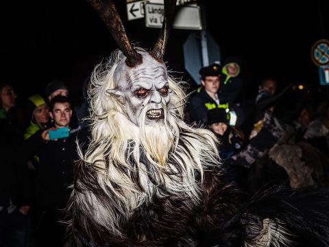 Krampus Night of Hell 2015