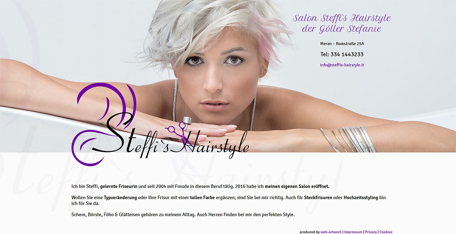 Steffi's Hairstyle