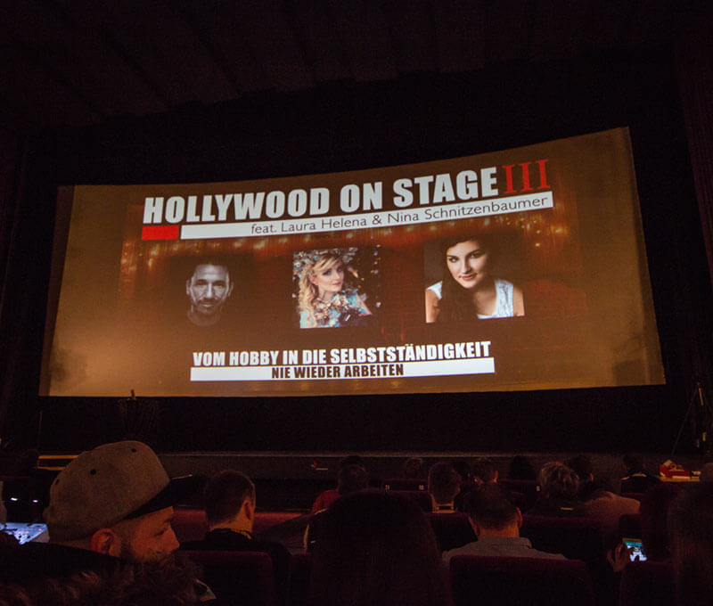 Hollywood on Stage