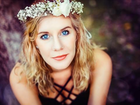 Portrait Fotografin Lana Südtirol